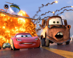 It Wouldn't be fair to call Cars 2 To be Mater's Movie
