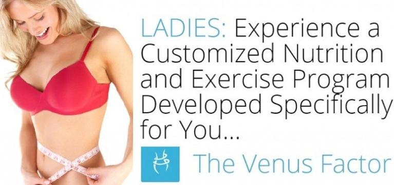 Venus Factor Reviews : Secret Revealed About Venus Factor - New 2020 Update!