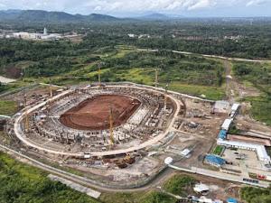 Ini Stadion Yang Akan Jadi Kebangggaan Warga Banten