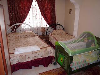 Venüs Hotel, Pamukkale.