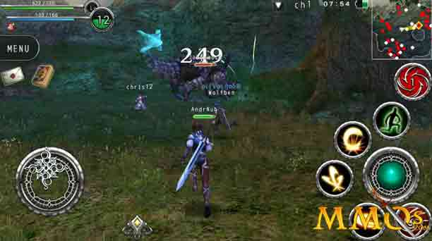 Avabel - Game MMORPG Tanpa Auto
