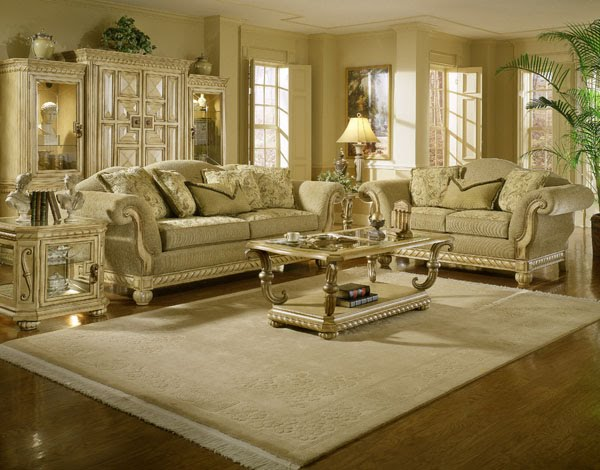 Luxury Leather Sofa Sets