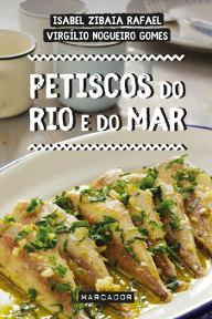 Capa do livro Petiscos do Rio e do Mar