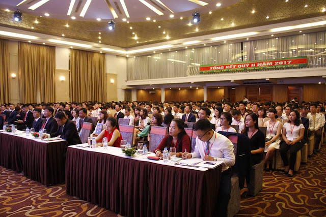 Lễ Tổng kết Quý II/2017 - Công ty Bất động sản Tuấn 123