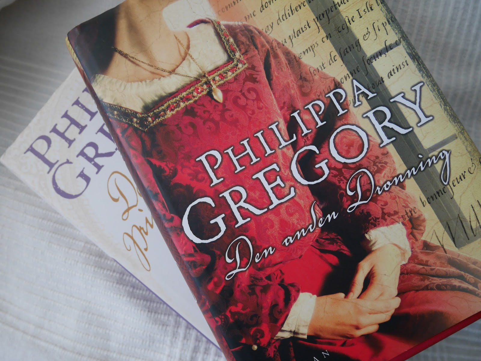 philippa gregory rækkefølge