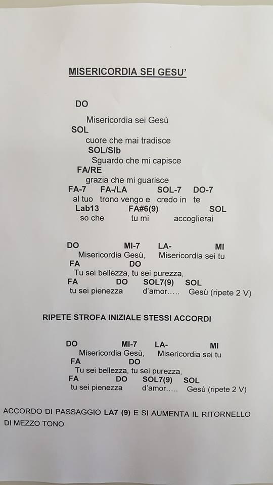 MERAVIGLIOSO SEI SPARTITO PDF DOWNLOAD