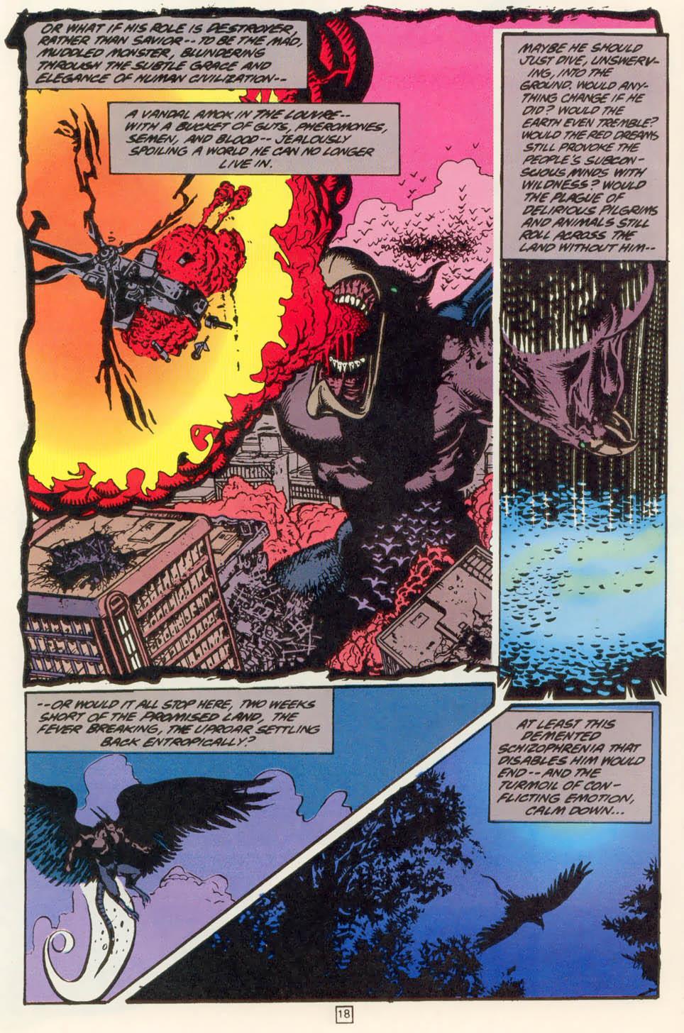 Read online Animal Man (1988) comic -  Issue #78 - 19