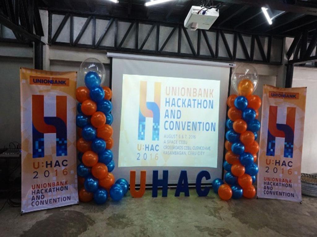 UHAC Hackathon by Unionbank at Cebu City