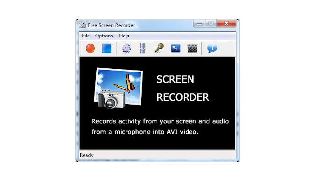 Free Screen Recorder - Software Perekam Layar PC Terbaik (Screen Recorder)
