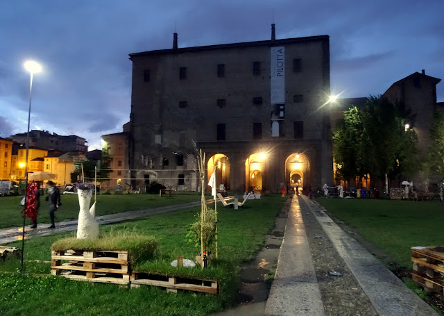 Palazzo della Pilotta Parma, Italy