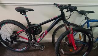 Stolen Bicycle - Voodoo Soukri