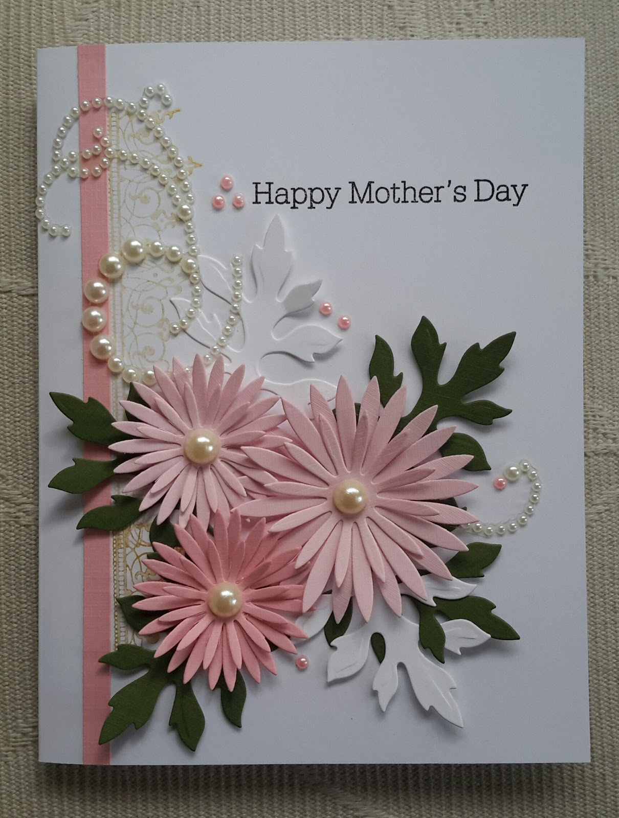Contagiously Crafty A Delicate Aster Kind Of Card