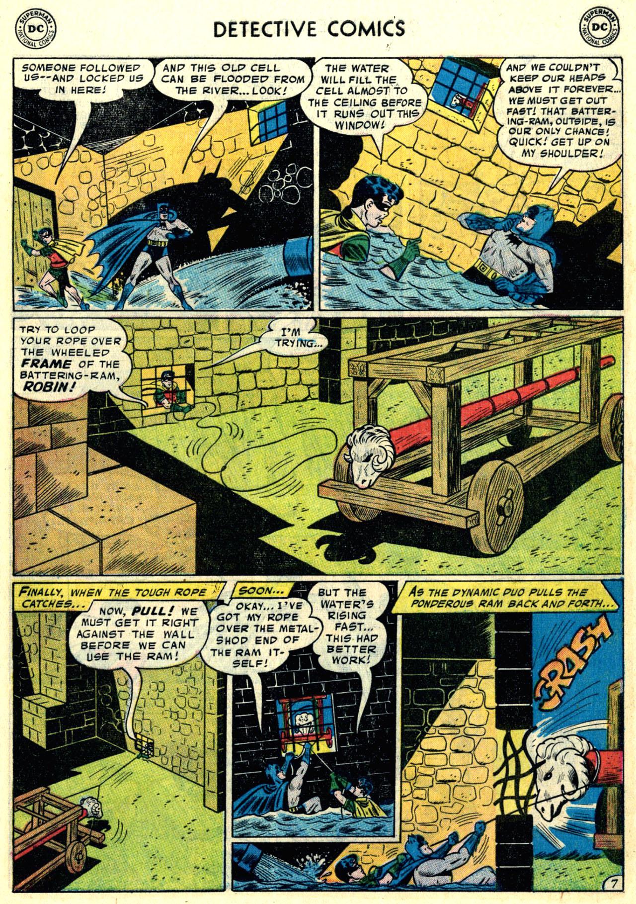 Read online Detective Comics (1937) comic -  Issue #246 - 9