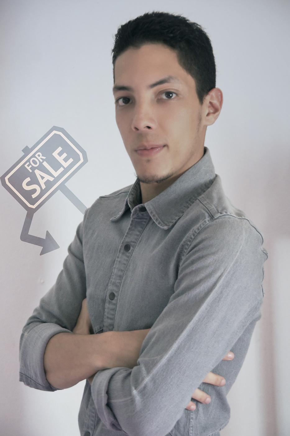 Ropa de segunda, ventas de garaje, Venezuela