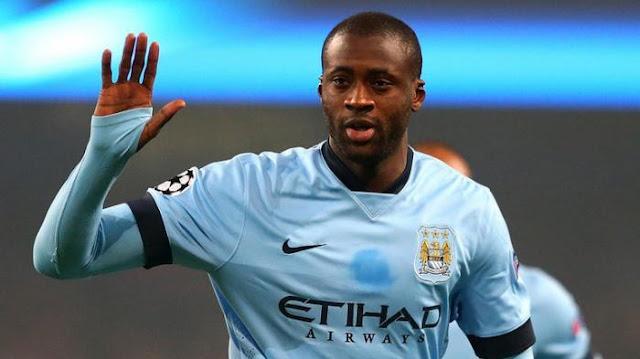 Yaya Toure Dipastikan Meninggalkan Manchester City Musim Depan