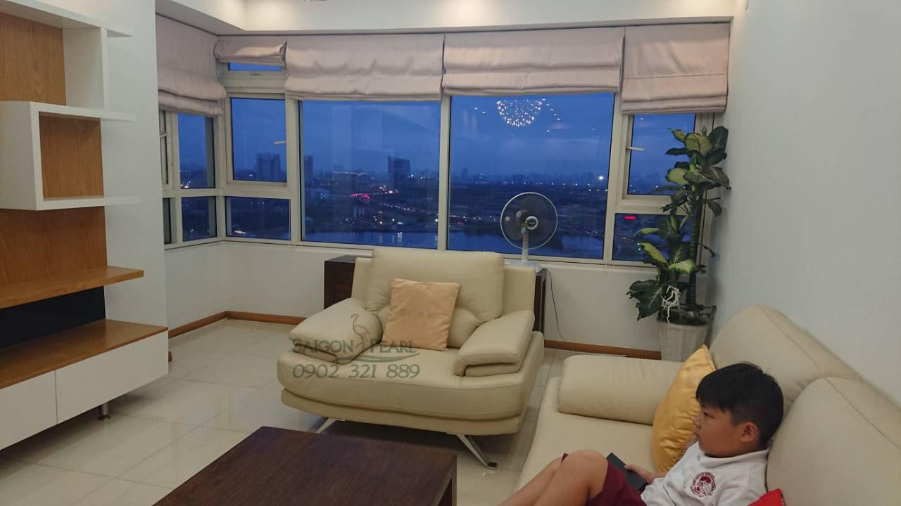 Sapphire 1 Saigon Pearl cho thuê căn hộ 133m2 - hình 2