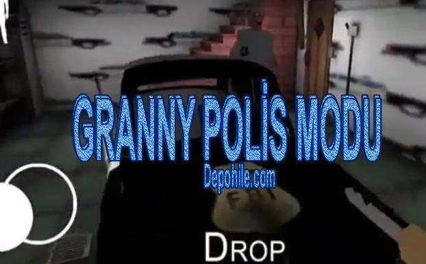 Granny Polis Oldu (Police Modu İndir) Mediafire 2018