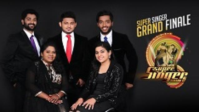 Live Airtel Super Singer 5, Grand Finale 18-03-2016, Vijay TV Show, 18th March 2016, Watch Online