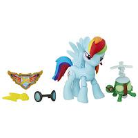 MLP Guardians of Harmony Rainbow Dash Figure