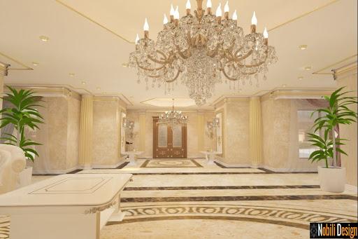 Design interior living casa clasica in Constanta - Studio design interior