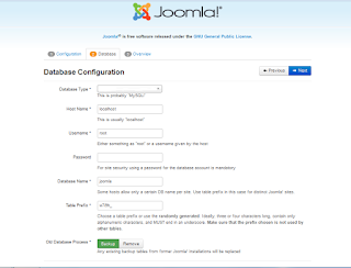 Cara Menginstall Joomla di XAMPP