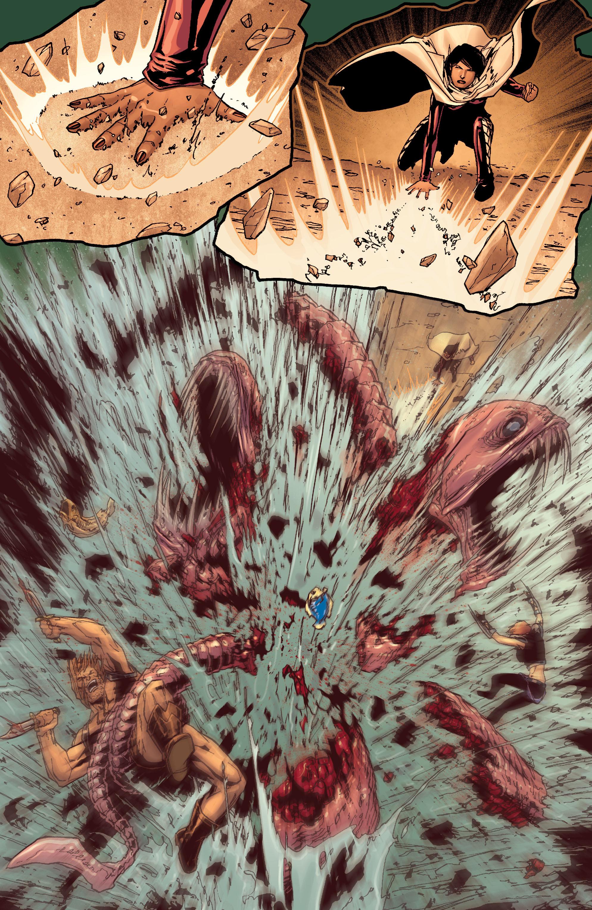 Read online Secret Six (2008) comic -  Issue #26 - 15