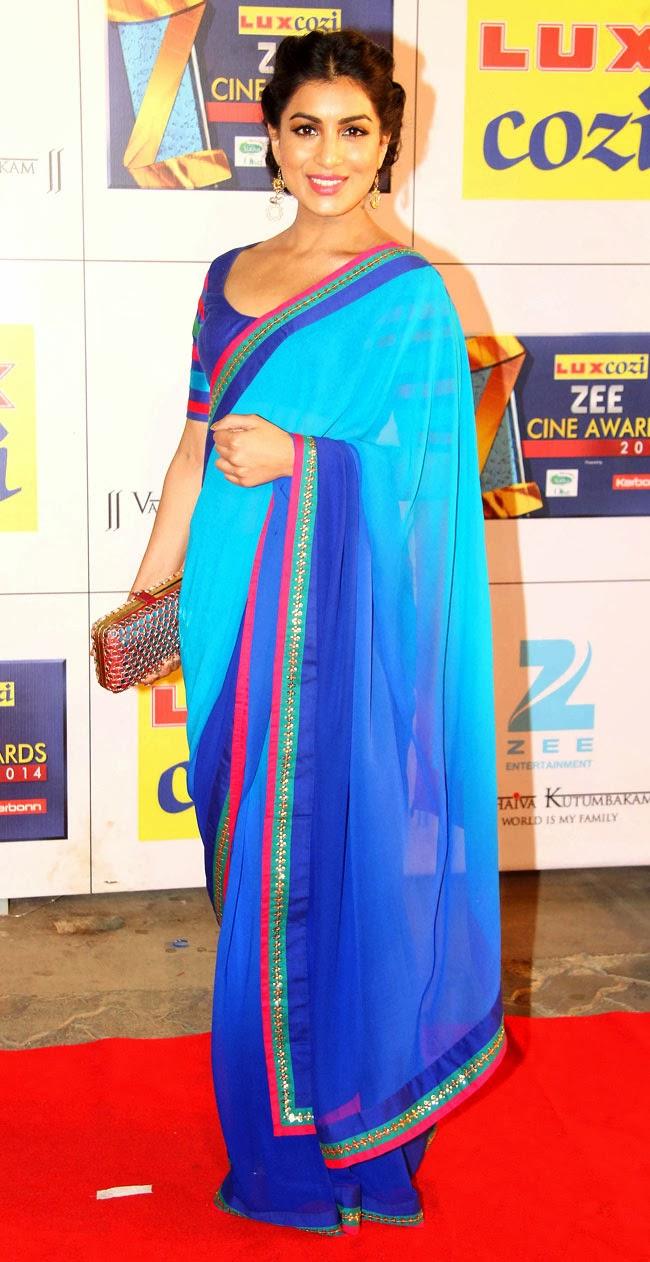 BOLLYWOOD BLOG: Pallavi Sharda walk the red carpet at the ...
