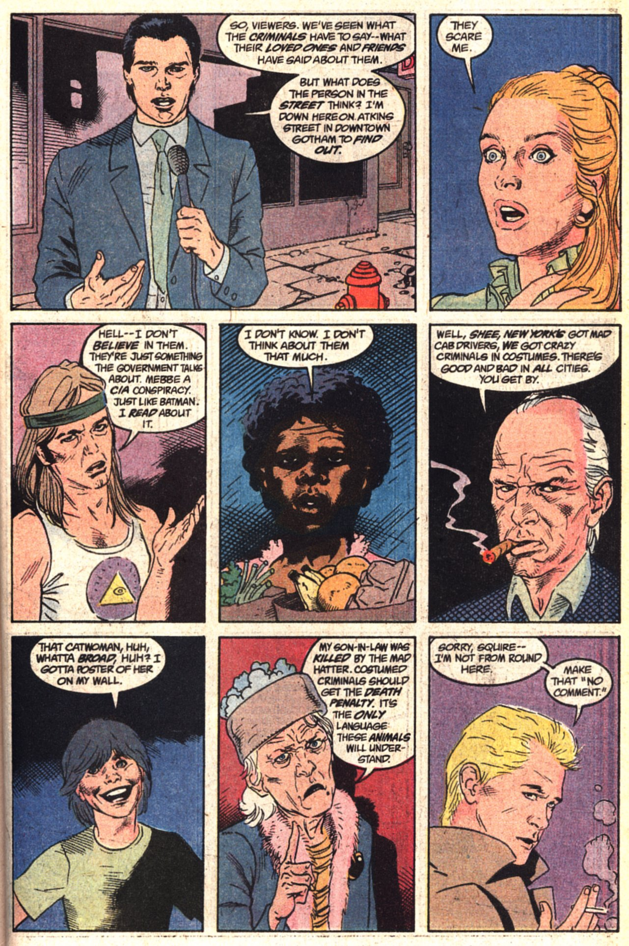 Read online Secret Origins (1986) comic -  Issue # _Special 1 - 54