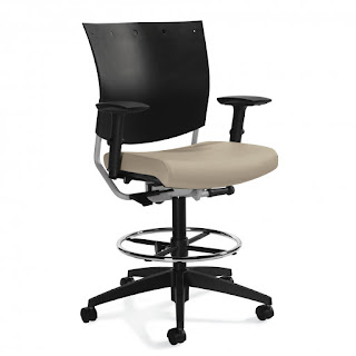 Global Graphic Drafting Chair