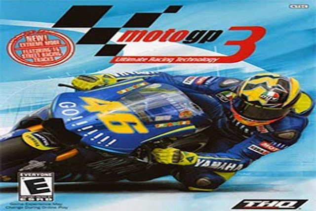 MotoGP 3 PC GAme | Computer Software