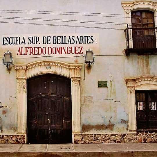 Escuela de Bellas Artes en Tupiza cumple 34 años y está abandonada