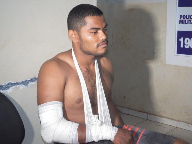 Mais dois marginais são presos por atirarem na polícia de Tangará da Serra
