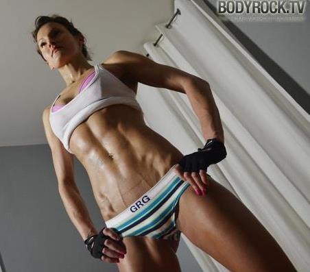 Zuzana Light Bodyrock