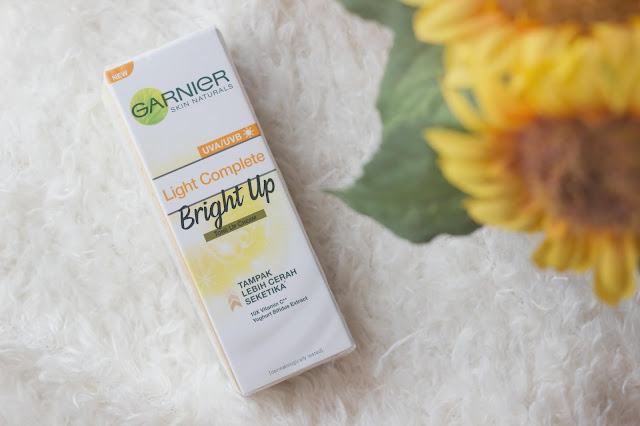 GARNIER BRIGHT UP TONE UP REVIEW