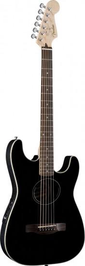 Guitar Fender Stratacoustic BK