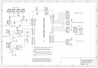 Antenna Analyzer Schematic