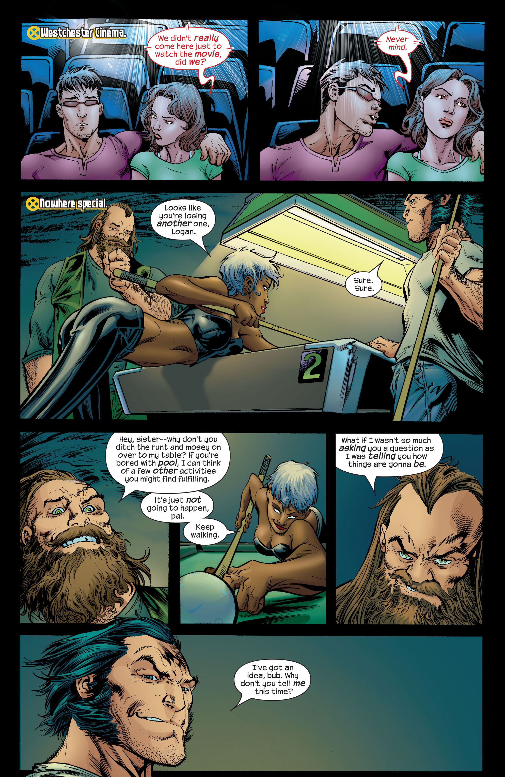 Read online Ultimate X-Men comic -  Issue #66 - 13