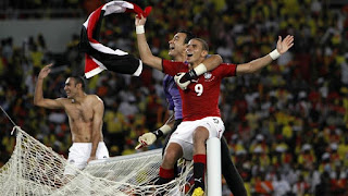 The Egyptian Football Association has submitted a bid to replace Cameroon as next year's African Cup of Nations host.