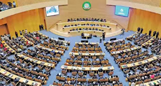 BIAFRA: YOUR COMPLAINTS AGAINST THE NIGERIAN GOVERNMENT IS CURRENTLY BEING PROCESSED – AFRICAN UNION REPLIES IPOB