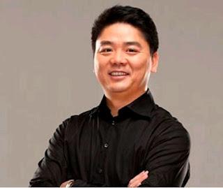 Biografi Liu Qiangdong Pendiri JD.com