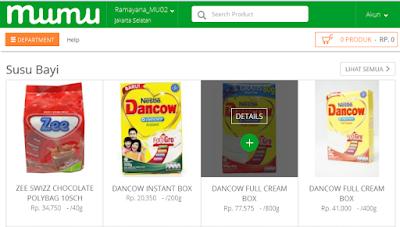 Berbagai Produk Makanan Bayi Untuk Si Kecil
