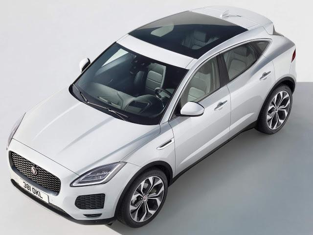 Jaguar E-Pace chega ao mercado para disputar com Audi Q3 e BMW X1
