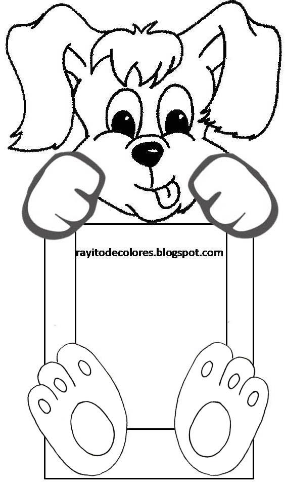 Portaretrato de perro