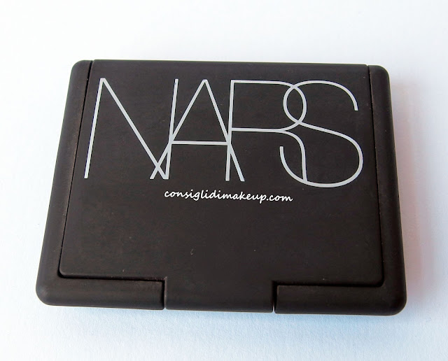 Review: Blush in polvere Orgasm - NARS