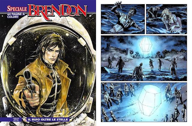 Speciale Brendon #15: Il buio oltre le stelle
