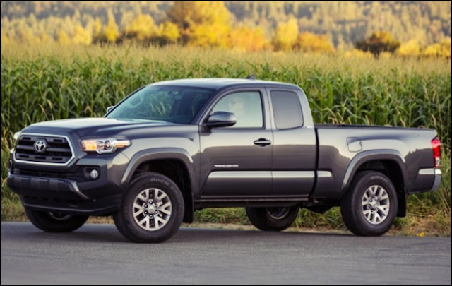 2019 Toyota Tacoma Changes and Release Date