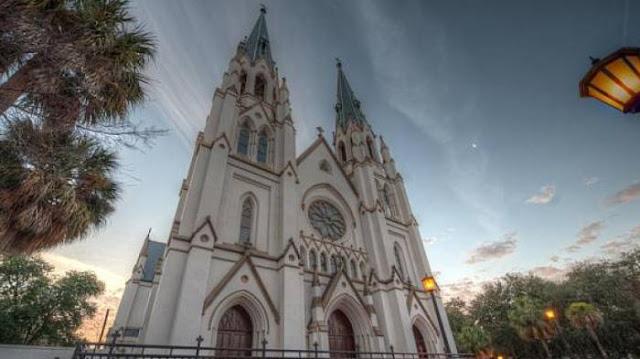 Gereja Katedral Doakan Reuni 212 Berjalan Lancar