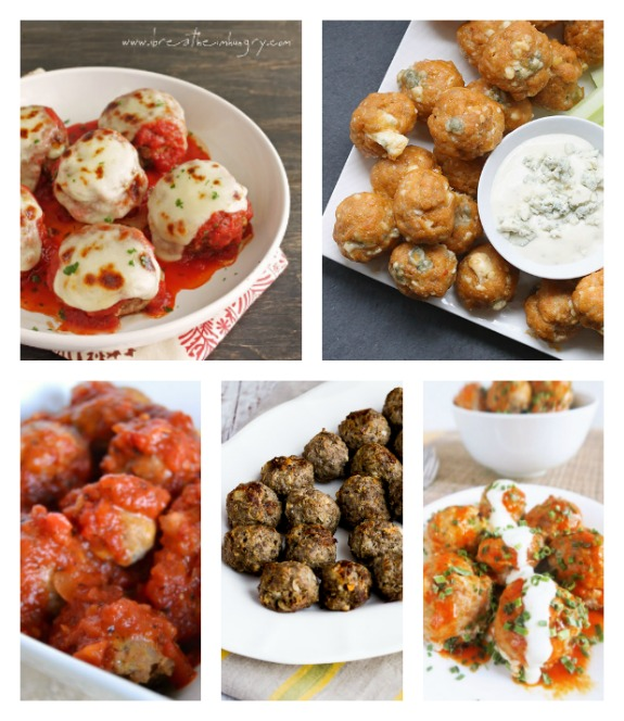 Low-Carb Recipe Love on Fridays: Low-Carb Meatball Recipes