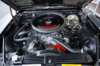 1969 Chevrolet Camaro COPO Clone 427-CBI Turbo Engine