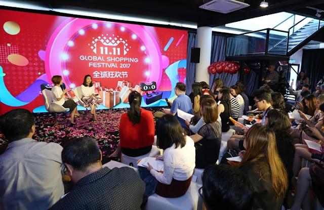 Malaysia 11.11 Global Shopping Festival 2017